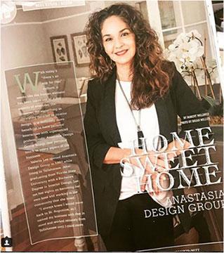 Valerie Lee, Owner and Principal Designer